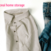 Tips for seasonal home storage from Orderly Office and Home