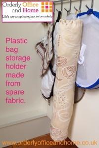carrier bag storage