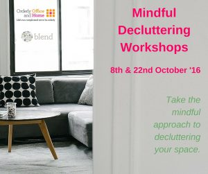 Mindful Decluttering Workshops - Orderly Office and Home