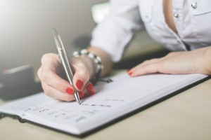 Office paperwork & documentation