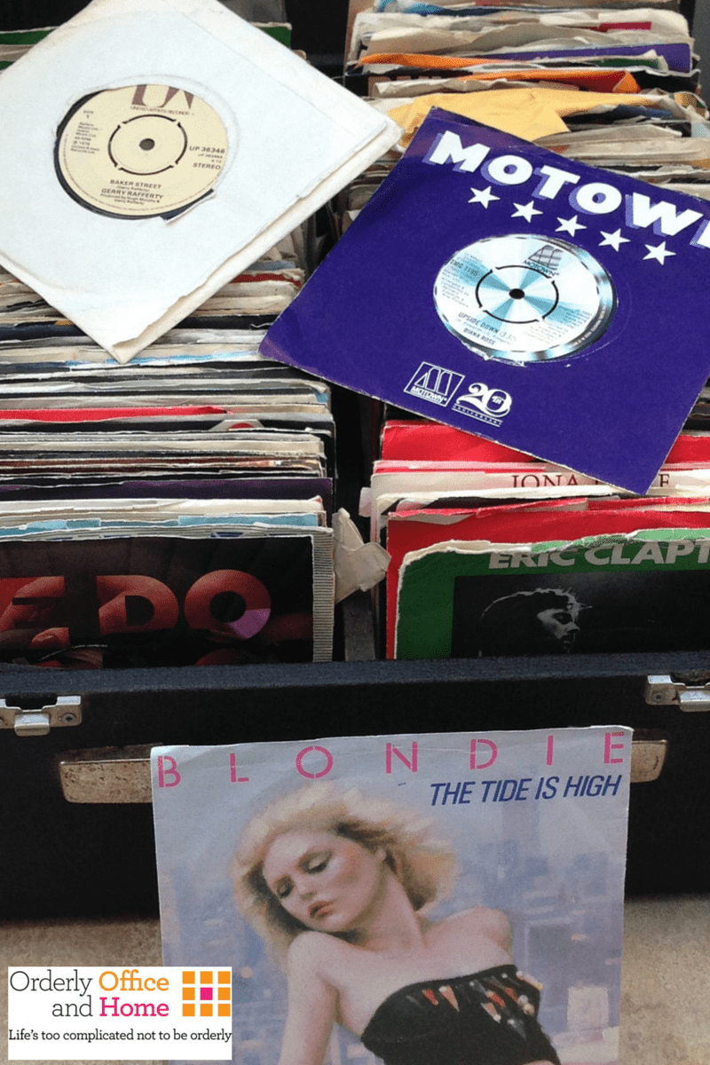 Vinyl clutter or classic 5 ways to make the most of your for Classic house vinyl