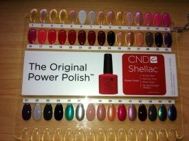 shellac options