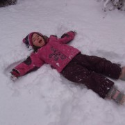 snow angels can kill your clutter