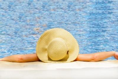 summer holiday image