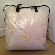 DIMPA storage bag for duvet