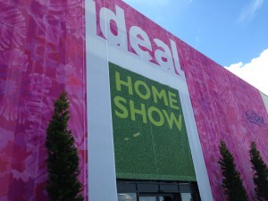 orderly office and home ideal home show manchester entrance
