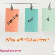 National Organising Week 2015 Blog Title from Orderly Office and Home