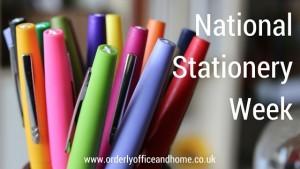 National Stationery Week 2016