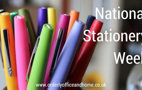 National Stationery Week 2016
