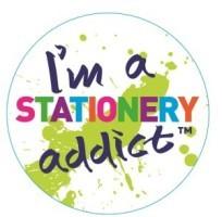 I'm a stationery addict!