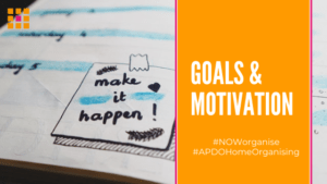 Blog - NOW 2020. Goals & Motivation