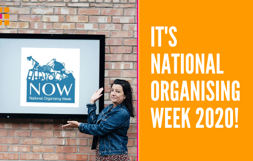 Blog - National Organising Week 2020 - Orderly Office and Home